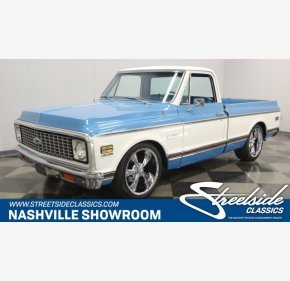 1972 Chevrolet C/K Truck for sale 101090745